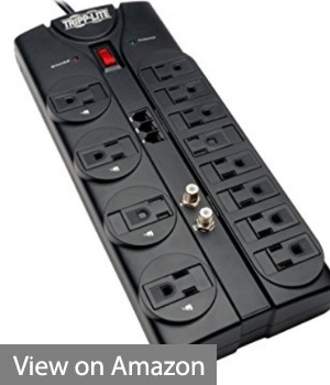 Tripp Lite 12 Outlet Surge Protector