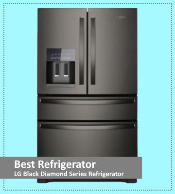 Top Pick - Best Refrigerator