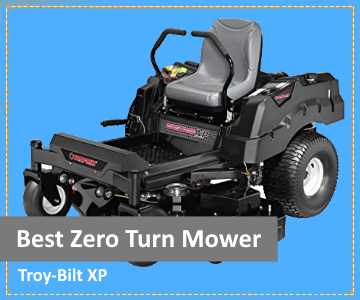 Troy-Bilt XP - Best Zero Turn Mower 2017