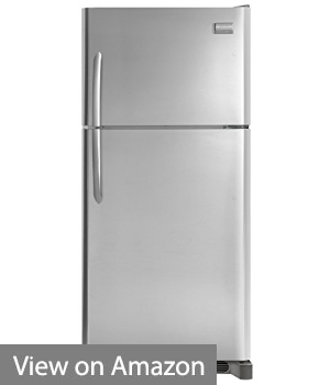 "Frigidaire FGHI2164QF 30"" Top-Freezer Refrigerator, Smudge Proof Stainless"