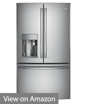 "GE Profile PFE28PSKSS 36"" French Door Refrigerator with 27.8 cu. ft. Total Capacity, in Stainless Steel"