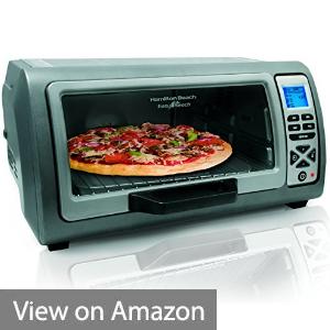Hamilton Beach 31128 Easy Reach Digital Convection Toaster Oven