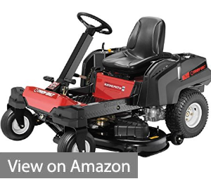 Troy-Bilt 25HP 725cc Twin Cylinder Transmission 54-inch Pivot Zero Turn Mower
