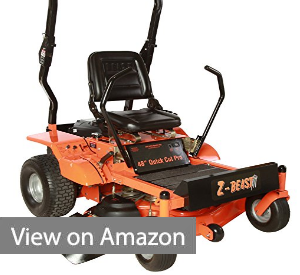 "Z-Beast 48ZB 20HP Heavy Duty 48"" Zero Turn Riding Mower with Rollbar Powered By Briggs & Stratton Pro Engine"